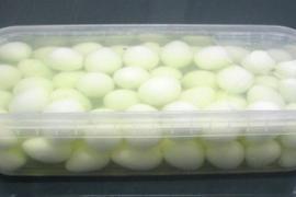 Белени яйца от пъдпъдъци